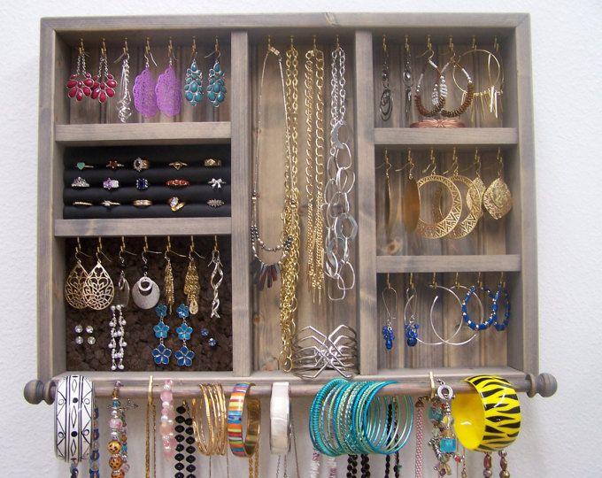 Do It Yourself Jewelry: 1000+ Ideas About Frame Jewelry Organizer On Pinterest