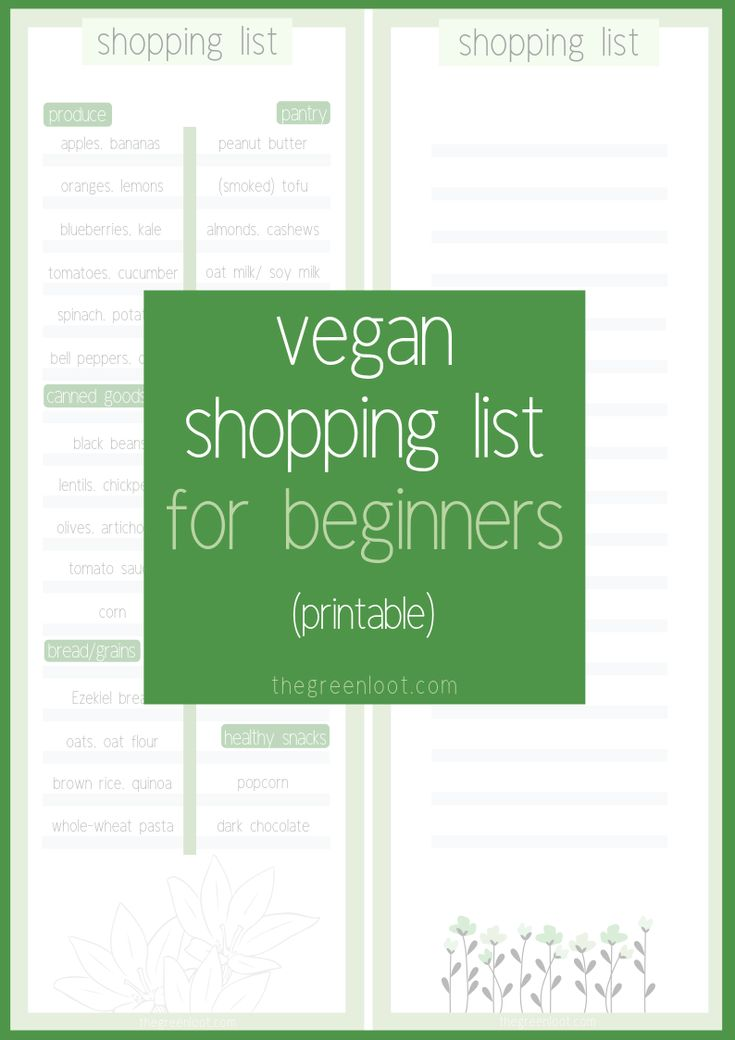 Going Vegan In 2020 The Ultimate Guide For Beginners Going Vegan Vegan Shopping Vegan
