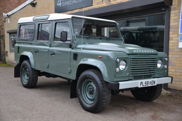 Land Rover Defender 110 Station Wagon 7 Seat Estate For Sale In Rugby Warwickshire Preloved Land Rover Land Rover Defender 110 Land Rover Defender