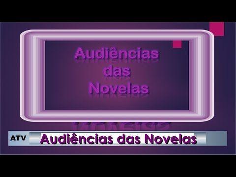 REDE ALPHA TV   : AUDIÊNCIAS DAS NOVELAS   Quarta, 22 de Março 2017
