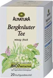 #Bergkräuter #Tee #Alnatura #dm