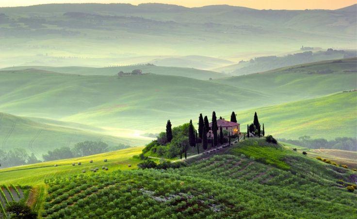 Nászút a világ körül: Toszkána, Olaszország gyöngyszeme