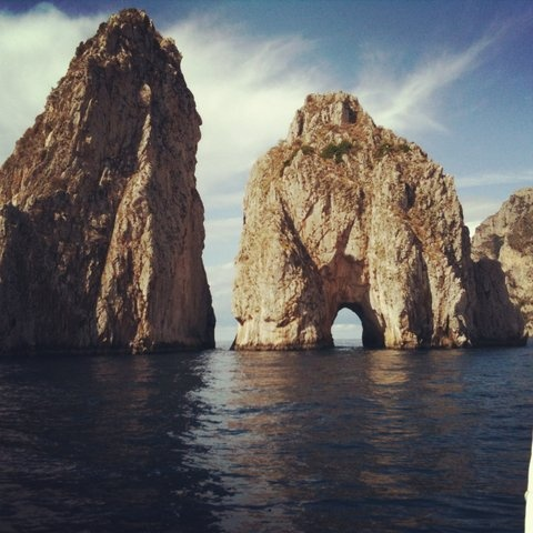 Capri  Fotografía: Aline Viana