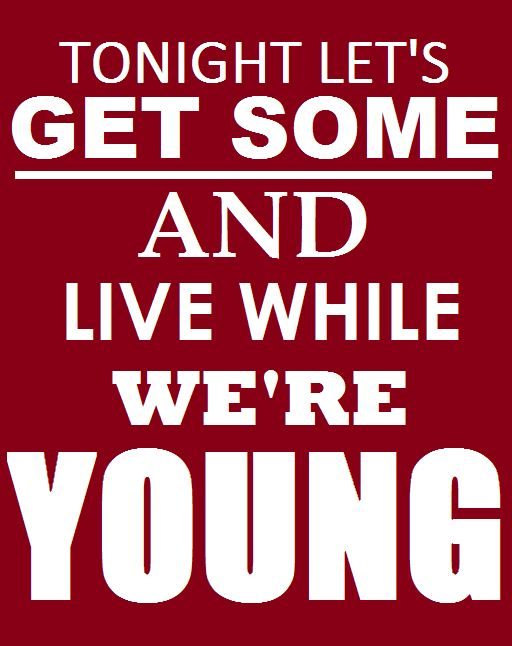 LIVE WHILE WE'RE YOUNG - One Direction Lyrics   Song ...