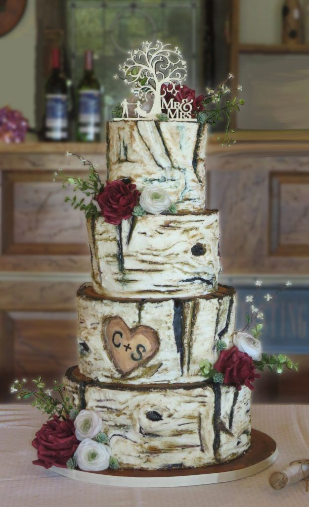 36 Unique Camouflage Wedding Ideas The Knot To Tie In 2020 Fancy Wedding Cakes Country Wedding Cakes Camouflage Wedding
