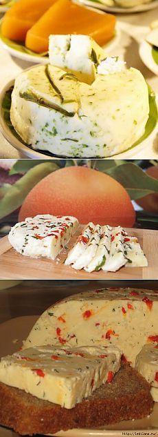 10 рецептов лучших домашних сыров.