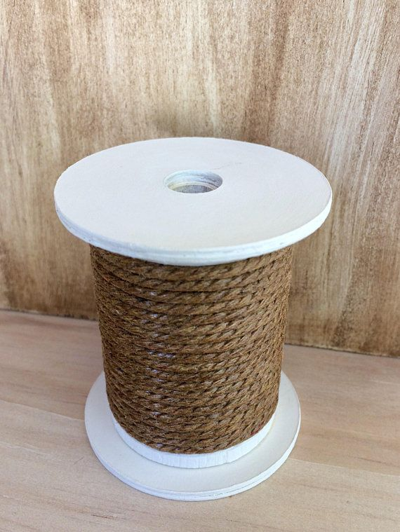 Miniature Spool Side Table Miniature Accent Table Wooden Spool