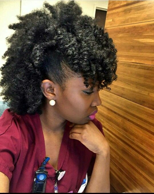 Natural Hairstyles For Short Hair Fashion Haircuts
