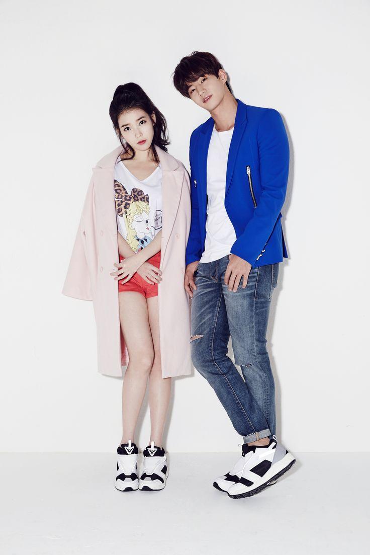 스베누 아이유&송재림 커플화보♡