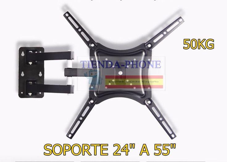 Soporte De Pared Pedestal Reemplazo Base Mesa Para TV LCD LED 32-55 Pulgadas BO