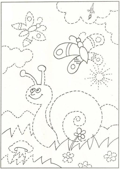 GRAFOMOTORIKA zahŕňa úroveň motorickej (pohybovej) spôsobilosti pre grafický výraz, písanie, obresľovanie, kreslenie, rysovanie. Zvládnutie grafomotorických činností je potrebné pre deti pred...