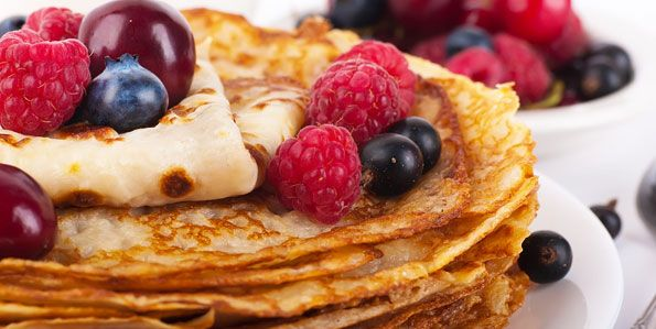 Ultra Fitness - Protein Pancakes