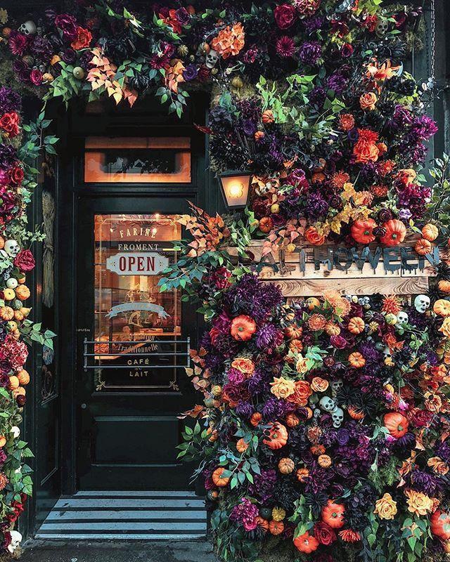 Diese Londoner Bäckerei wurde von @earlyhoursltd …