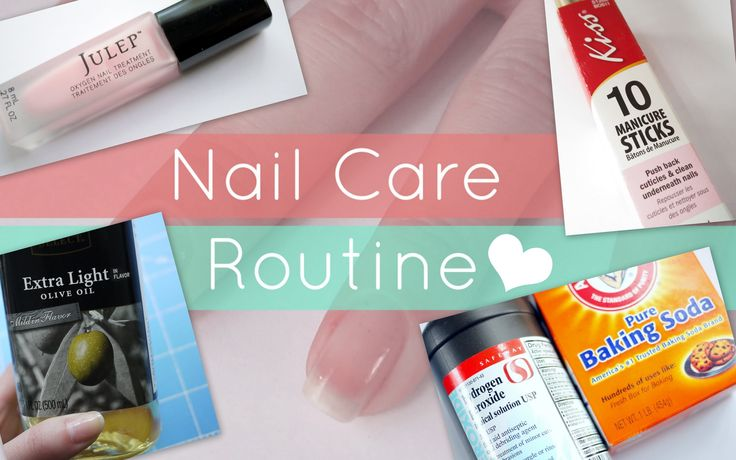 Watch - Care Nail 101: My Nail Care Routine video