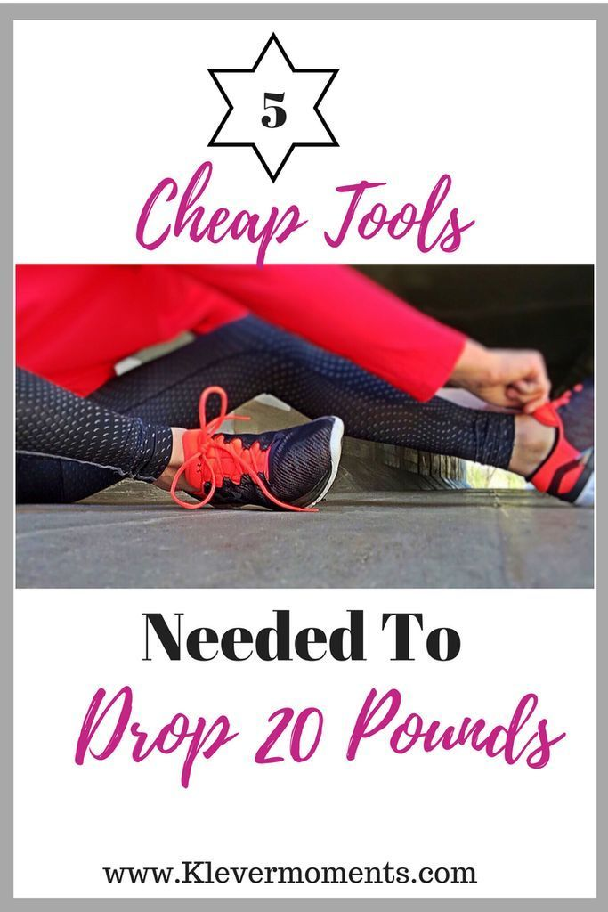 Are you tight on time, and working with a small financial budget? Do you have an extra few pounds that you want to lose this year without committing hundreds of dollars to a gym? If you answered yes, then check out these 5 Cheap Tools Needed To Drop 20 P