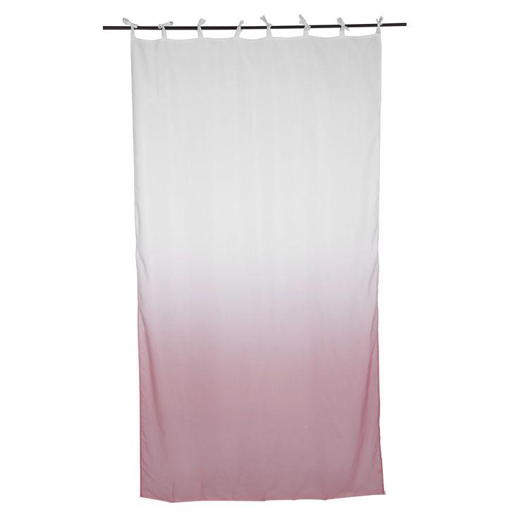 25 b sta id erna om rideau rose pale p pinterest rideau petite fenetre for Rideau occultant rose pale