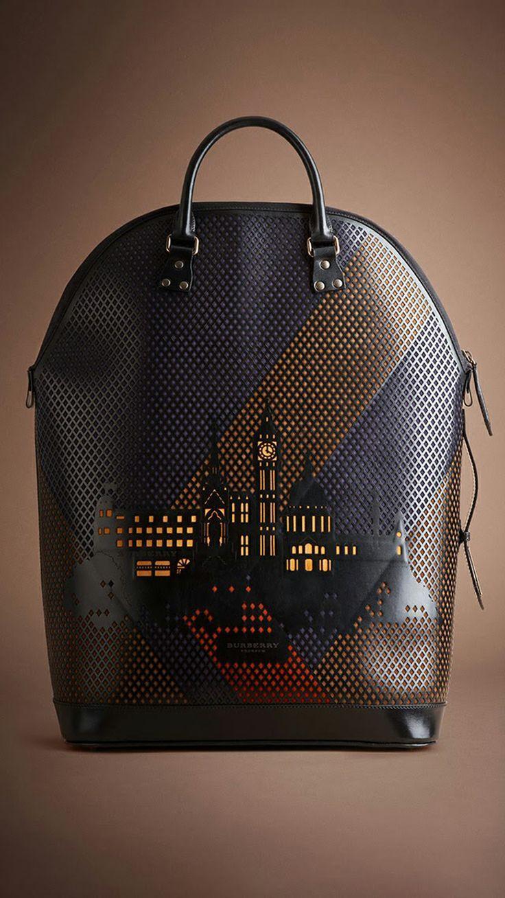 burberry mens bag runway - Google Search