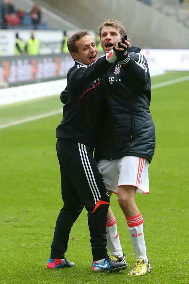 Bayern Munich. that's right, they're awesome
