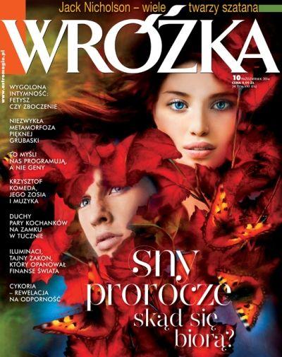 """""""WRÓŻKA"""" październik 2014"""