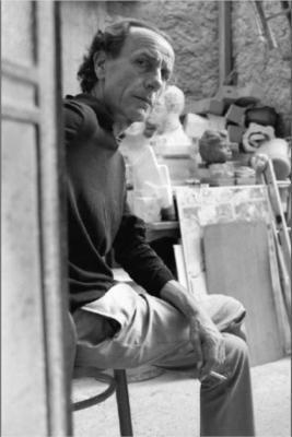 Enzo Cucchi, born on November 14th, 1949