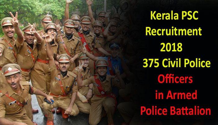 Kerala Psc Syllabus Eligibility Criteria Pattern L Salary Syllabus Kerala Battalion