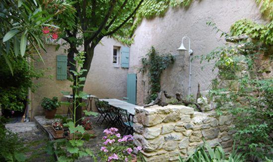 provencaalse tuinen   Le Jardin de Provence - Le petit Jardin - Provence