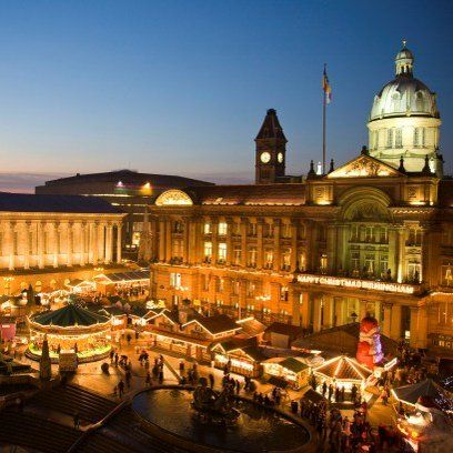 Frankfurt Christmas Market | Birmingham |  Local attractions | Christmas