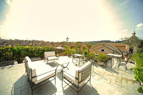 Banchi Vecchi Terrace