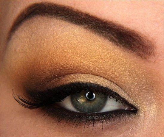 Hot Summer Nights eye-make up: Makeup Geek, Eye Makeup, Summer Nights, Beauty, Smokey Eye, Hot Summer, Night Makeup