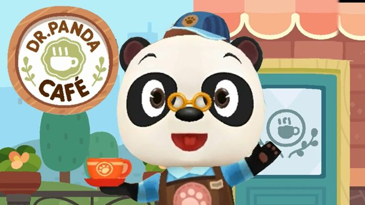 Dr Panda Cafe : Cafe Restaurant : Simulation for Kids App Review : Part ...