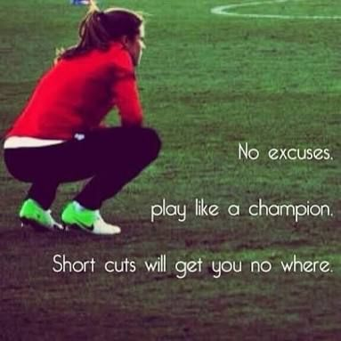 soccer quotes girls - Google Search                                                                                                                                                                                 More