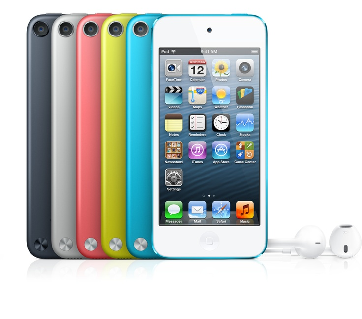 iPod touch - Get the New iPod touch with Free Shipping - Apple Store (U.S.)