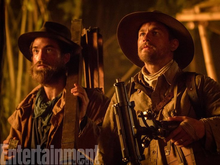 Charlie Hunnam went Method and ignored his girlfriend for 'Lost City of Z'