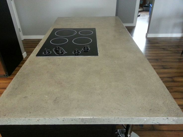 Kitchen Countertop and stove top