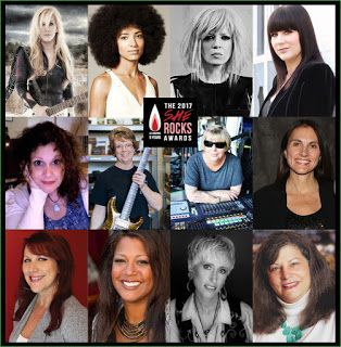 NAMM: The She Rocks Awards 2017 details   2017 SHE ROCKS AWARDS at the NAMM Show FRIDAY JANUARY 20 2017 7:00 P.M.  9:00 P.M. Anaheim Hilton Hotel Anaheim CA 2017 She Rocks Awards honorees: Monique Boyer director global artist relations/PRO membership at M.A.C. Cosmetics Rebecca Eaddy marketing communications manager for Roland Corporation U.S. Lita Ford legendary rock guitarist vocalist and songwriter Beverly Fowler director of artist relations at PRS Guitars Lisa Foxx radio personality at…