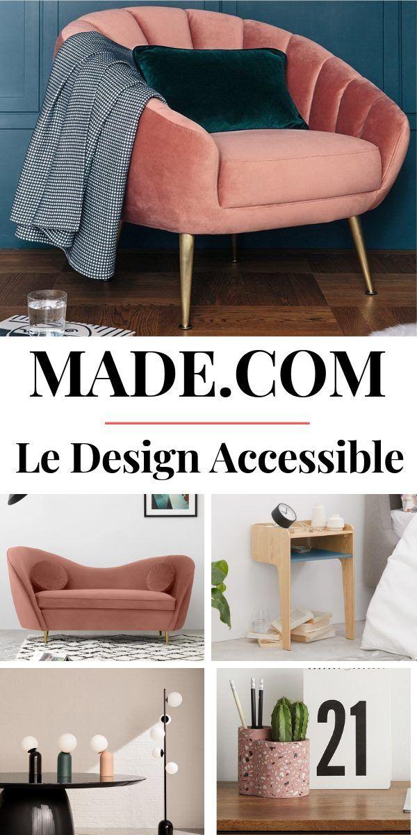 Made Com Design Pas Cher Tendance Chez Madedotcom Deco