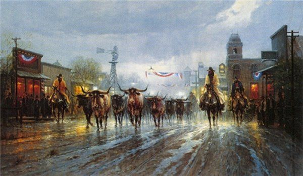 Cowboy's Payday by G. Harvey by G. Harvey