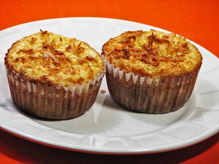 Portuguese Coconut-Custard Tarts Pasteis De Coco) Recipe - Food.com ...