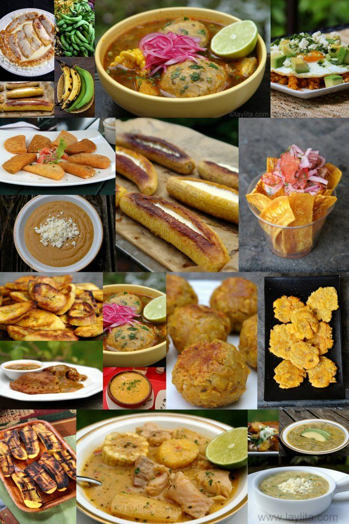 Latin plantain recipes