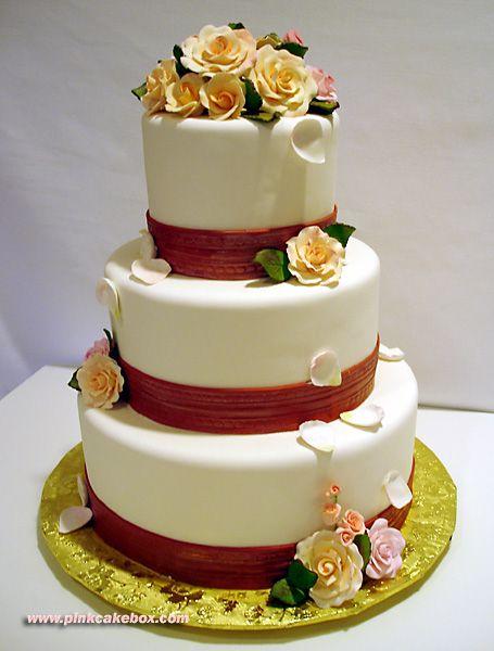 tarta de boda diferente