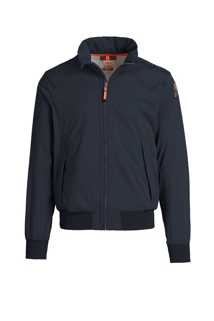 Parajumpers – Miles Soft Shell – Navy 562 | ROBBERT kennis van mode | ROBBERT kennis van mode