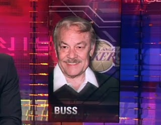 LA Lakers Owner Jerry Buss Hospitalized With Cancer