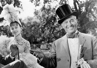 Thank Heaven For Little Girls - Maurice Chevalier in Gigi