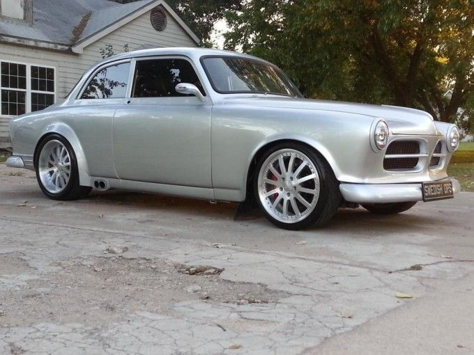 A Retro Volvo Amazon With An LS3 V8 Is A Match Made In Heaven