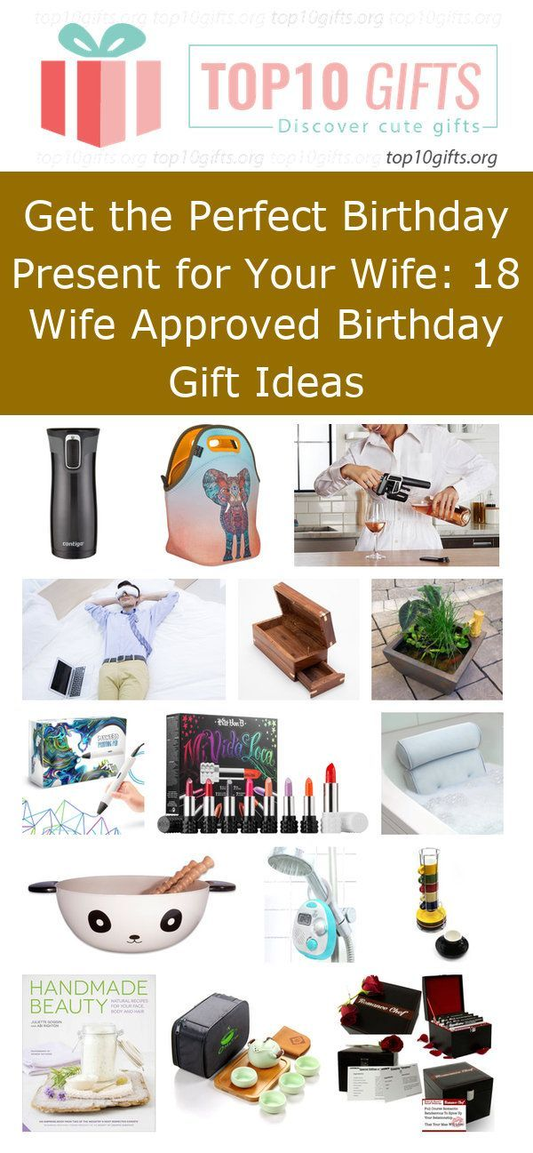 30th Birthday Gifts For Her Awesome Wife From Husband