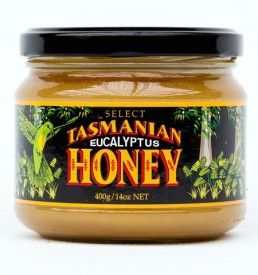Eucalyptus Honey – 400g jar