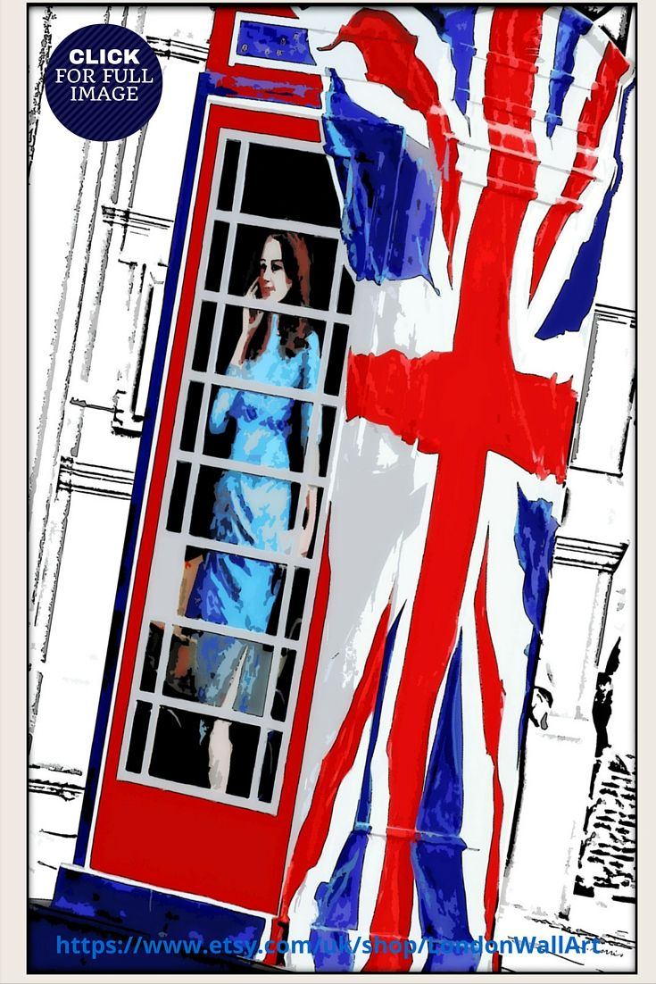 https://www.etsy.com/uk/listing/241443571/london-canvas-modern-art-pictures?ref=shop_home_active_13 LONDON TELEPHONE DRAWING DIGITIAL. London art print made of 100% pure white cotton and a deep edged pine frame to give it a luxurious finish. Printed with the highest quality inks this London art print is fade resistant. ** LIMITED EDITION**