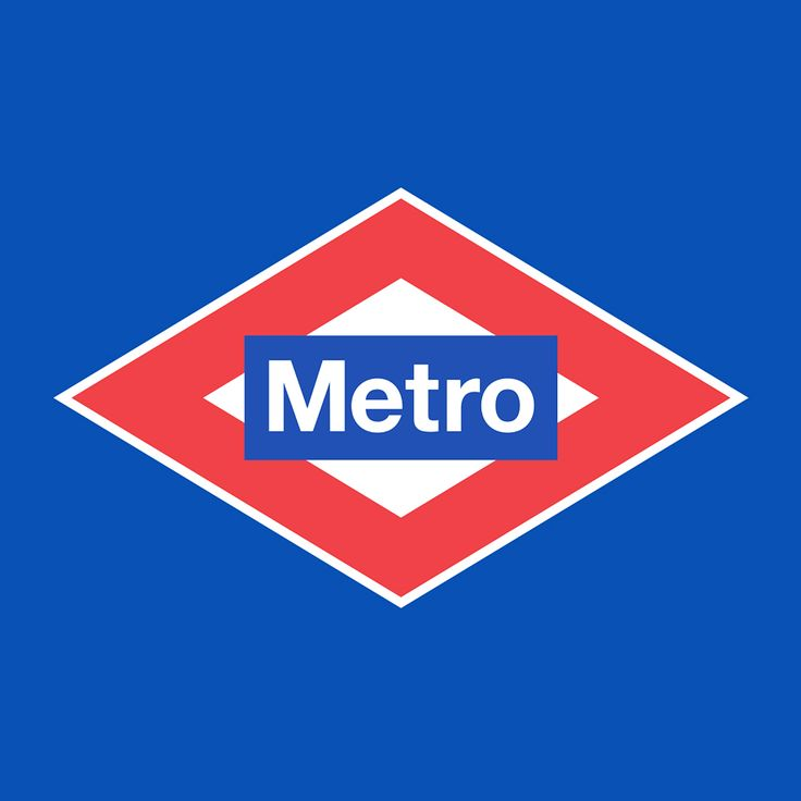 Madrid Metro logo