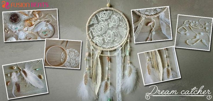 Chase your dreams! Make your very own dreamcatcher in this simple and classy way.
