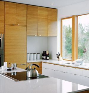 1000 images about kitchen ideas on pinterest galley kitchen design wood cabinets and - Appartement duplex winder gibson architecte ...